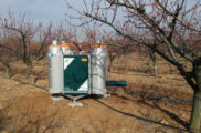 стационарна машина за защита от слана